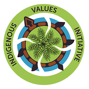 Indigenous Values Initiative Logo. ©2017. All Rights Reserved