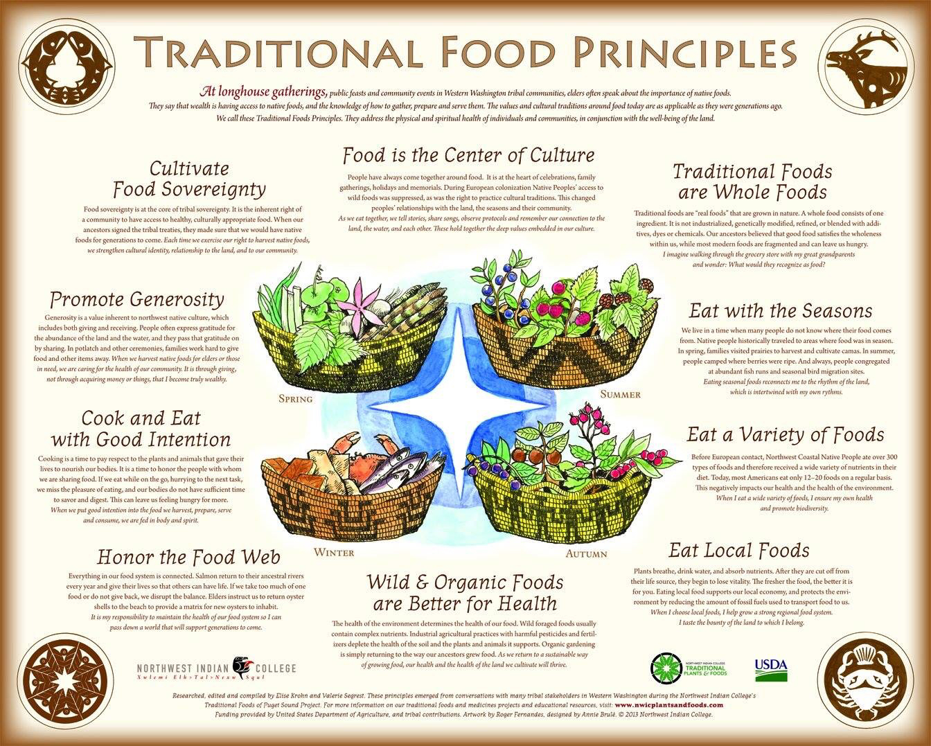 native american foods and medicines