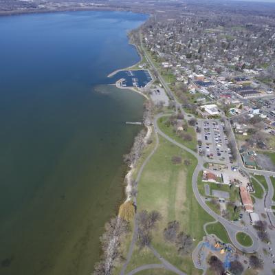 Onondaga Lake East Shoreline