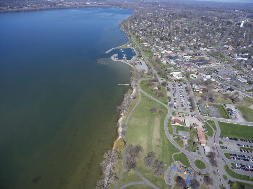 Onondaga Lake East Shoreline