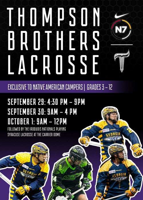 Thompson Brothers Youth Lax Camp