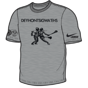 Youth Gray T-Shirt